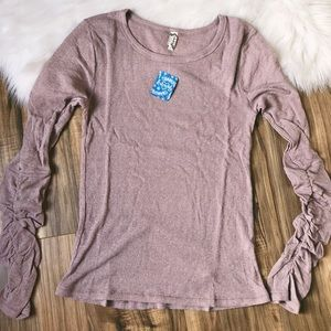 Free People Boundary Layering Thermal Top